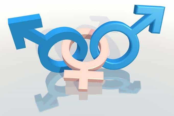 Dos hombres, una mujer… ¿funciona este triángulo amoroso?