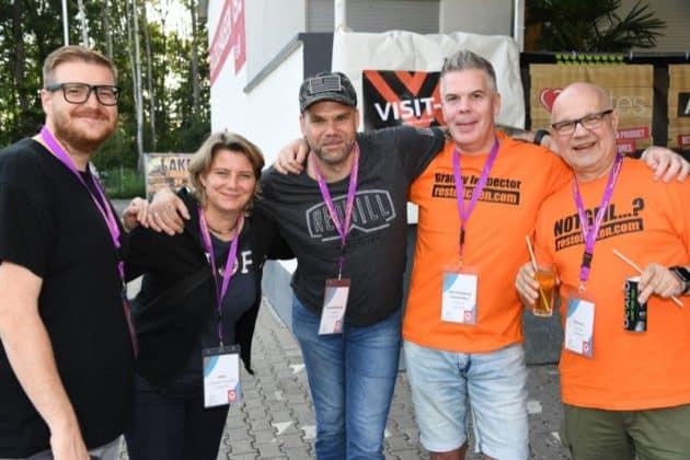 Frankfurt Summit 2019 – Sonne, Regen, Networking