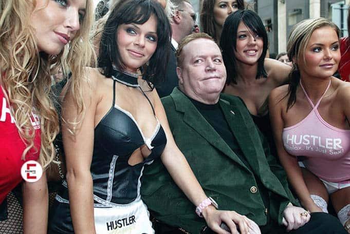 Larry Flynt murió: El editor de «Hustler» ha muerto