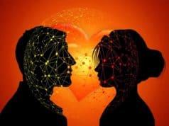 Coqueteo en línea: desde el chisporroteo digital hasta el fuego del amor.
