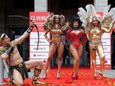 23ª Venus: erotismo, estilo de vida y un récord mundial