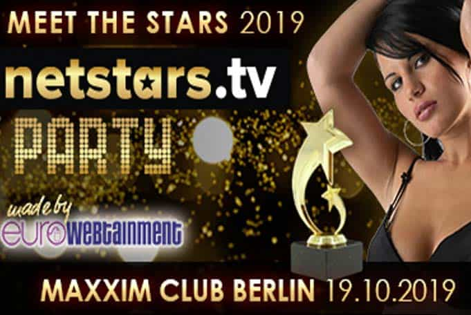 La Fiesta Netstars.tv 2019 se celebra en el Club Maxxim de Berlín