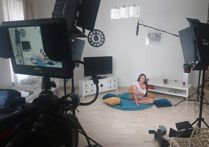 La emocionante entrevista con un camarógrafo del porno
