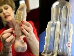 El condón del horror: La violación protege a las mujeres