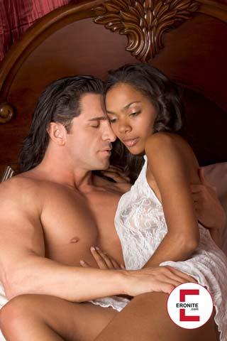 Cuento erótico: La criada negra