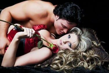Sexo por flores: ¿Quiere tener relaciones sexuales por su regalo?