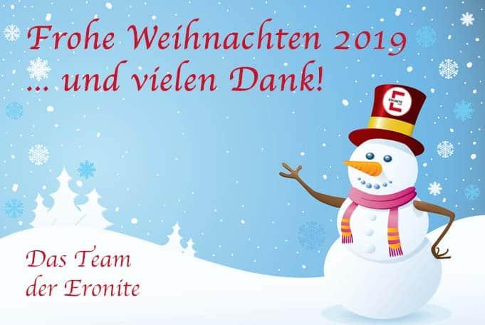 Navidad 2019 – ¡Muchas gracias!